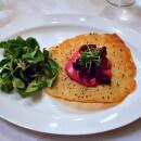 Mund Art Berlin Dinner: Salat
