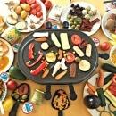 Veganes Raclette Rezept; vegane Raclette Ideen,