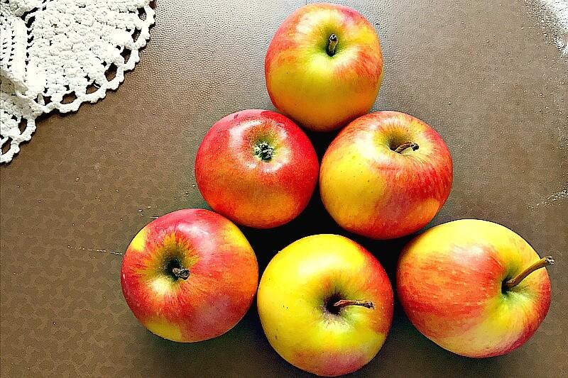 Apfelstrudel vegan