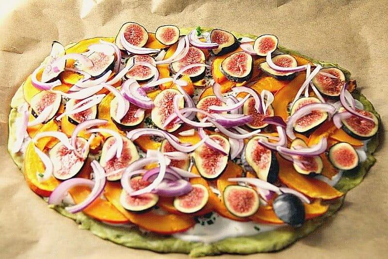 Veganer Flammkuchen Rezept selber machen