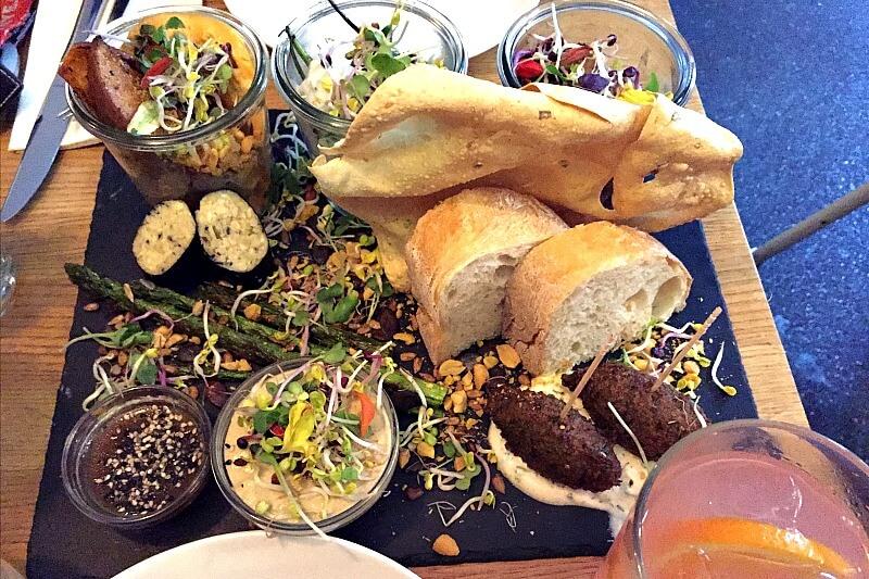 Vegan essen München Gratitude