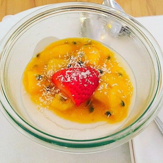 Vegan Essen München Prinz Myshkin Panna Cotta