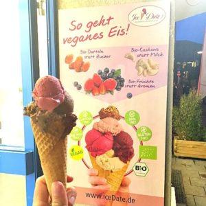 Vegan essen München: Icedate