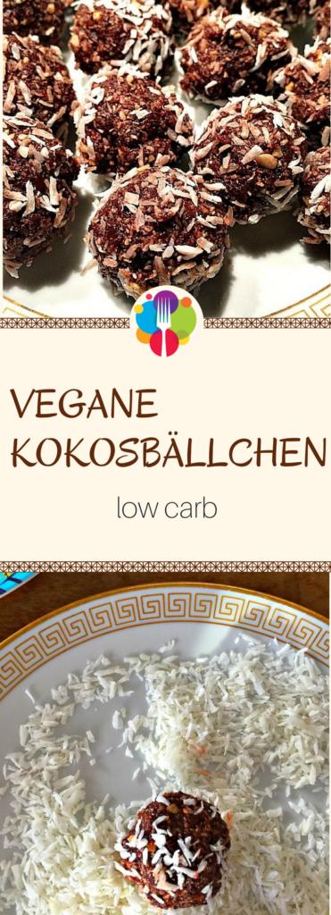 Vegane Kokosbällchen I Vegane Plätzchen I Vegan backen I Entdeckt von Vegalife Rocks: www.vegaliferocks.de ✨ I Fleischlos glücklich, fit & Gesund✨ I Follow me for more vegan inspiration @vegaliferocks
