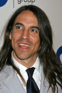 Anthony Kiedis vegan