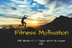 Fitness Motivation