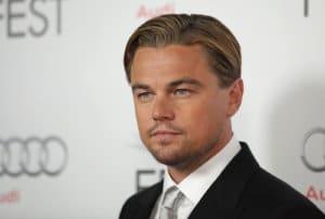 Leonardo diCaprio vegan