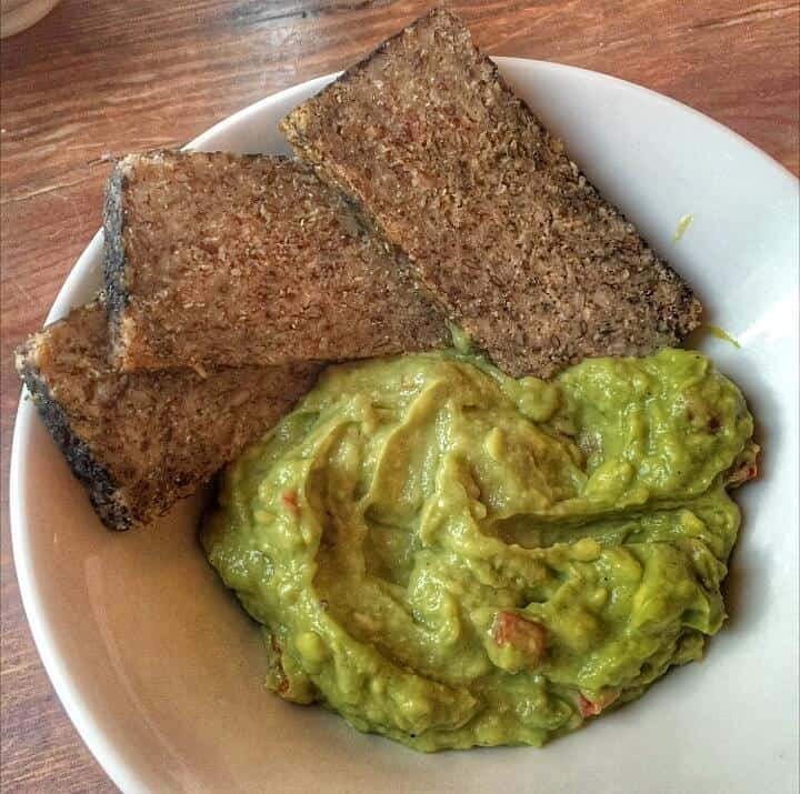 Avocado Brotaufstrich