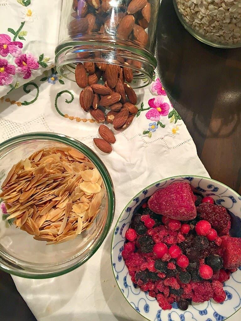 Pfannkuchen ohne Ei - vegane Frühstücksideen