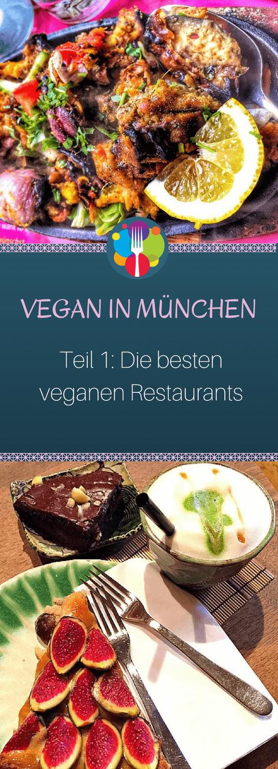 Vegane Restaurants Muenchen