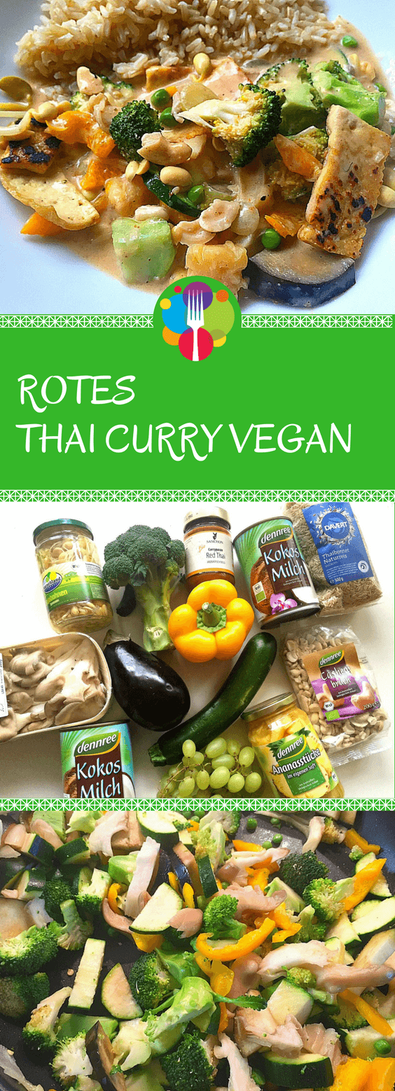 Thai Curry vegan