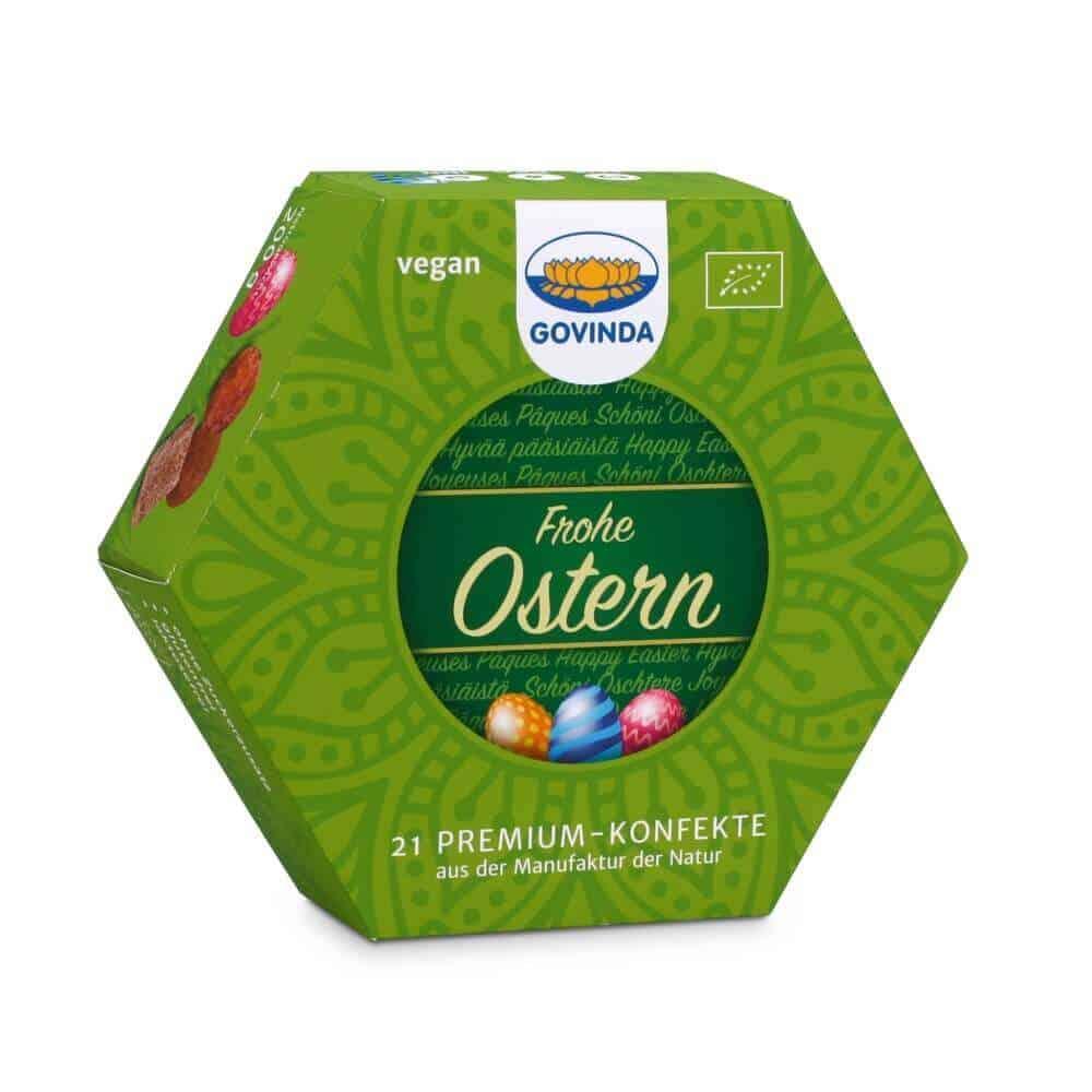 frohe Ostern Geschenkpackung