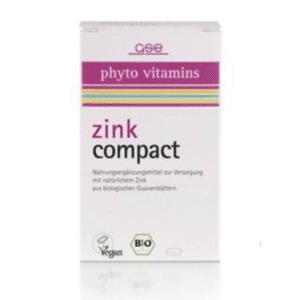 Zink compact