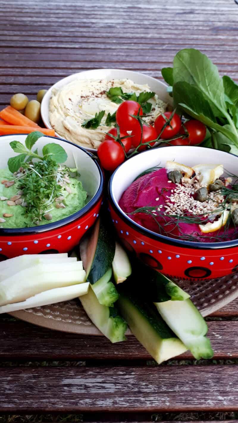Hummus Rezept selber machen