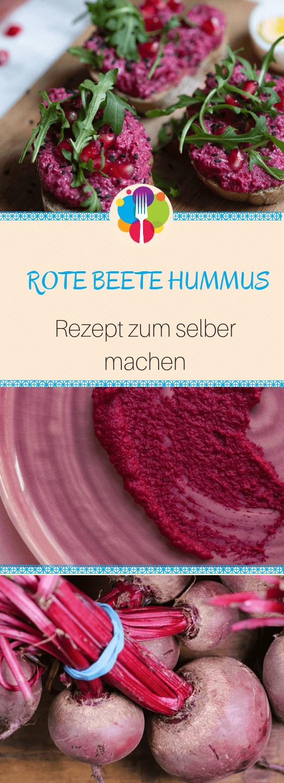 Roote Beete Hummus