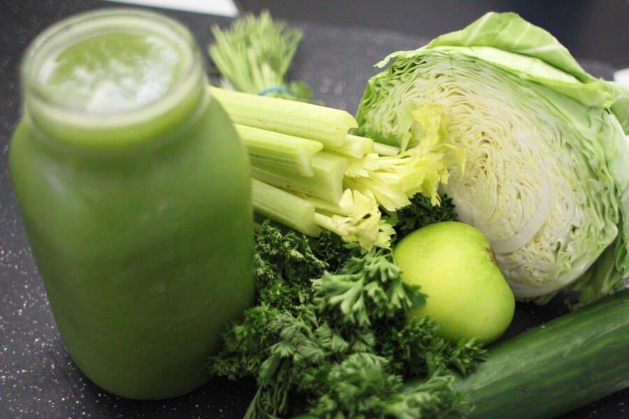 gruene smoothies rezepte