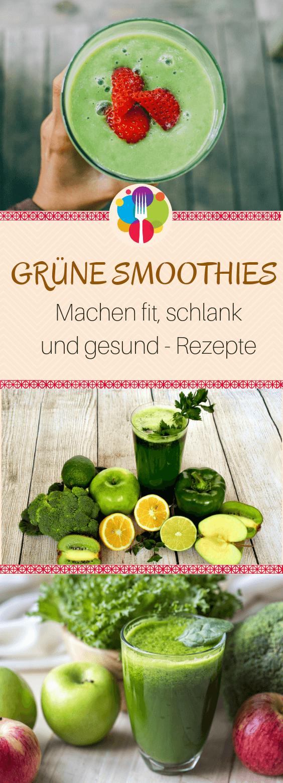 gruene smoothies