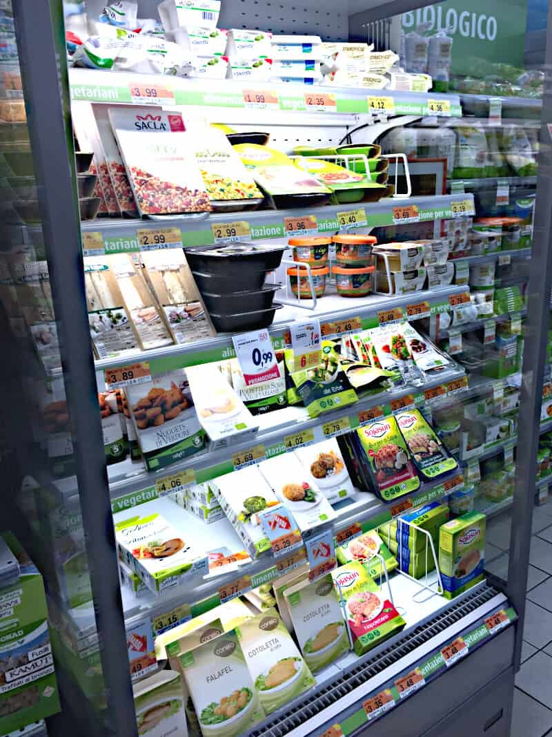 Eurospin Veganes Essen