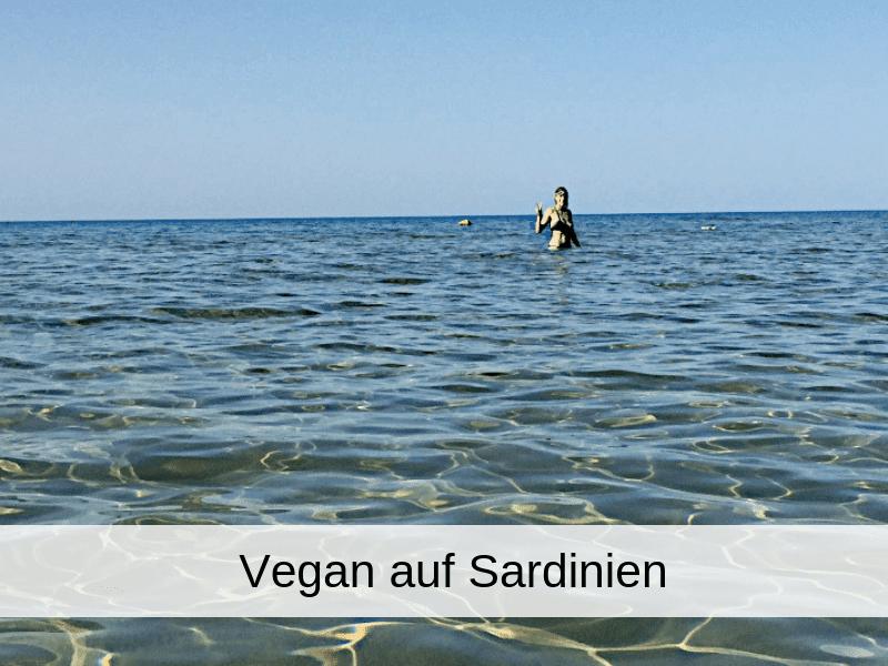 Vegan auf Sardinien