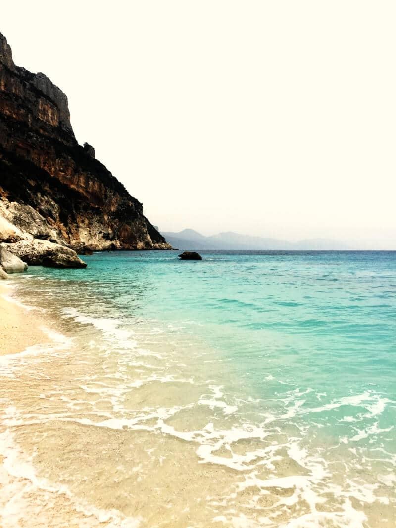 Cala Coloritze Sardinien