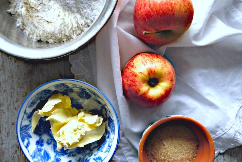 Apfelmuffins vegan Rezept