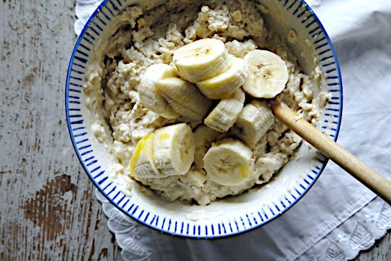 Bananenmuffins vegan