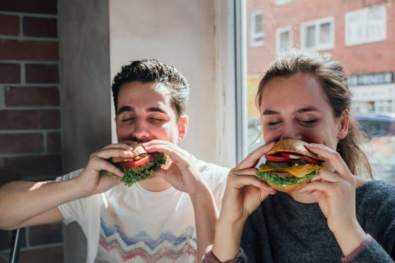 Froilichst Vegan Restaurant Hamburg