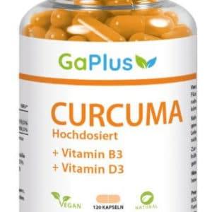 GaPlus Curcuma