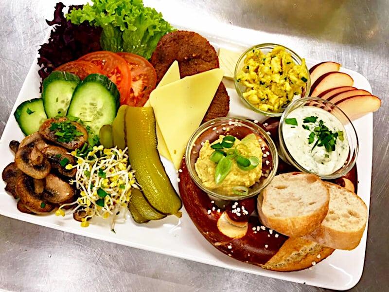 veganes Restaurant Innerluck