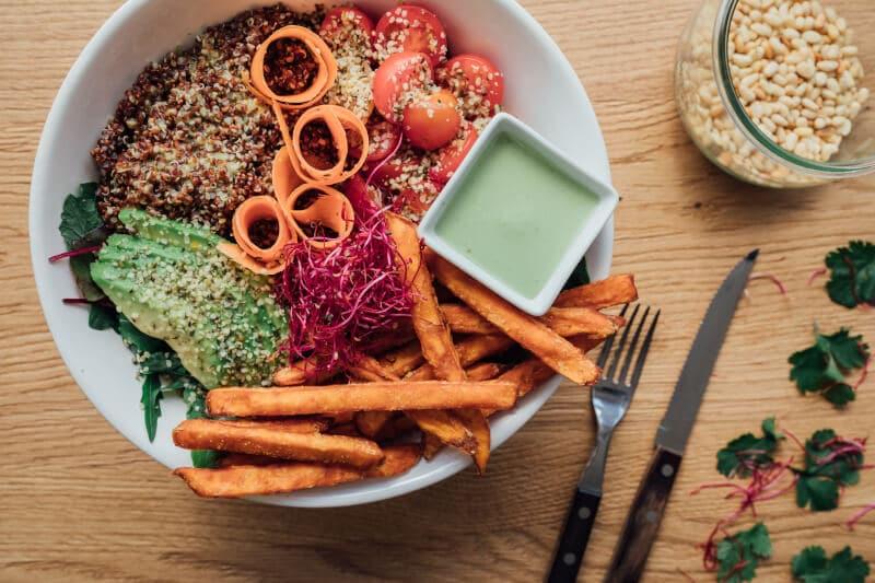 vegetarisch Hamburg Burger