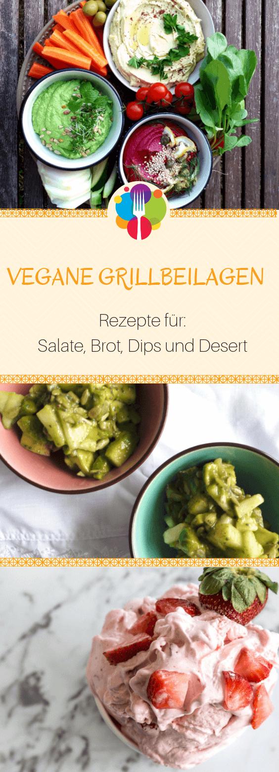 vegane Grillrezepte
