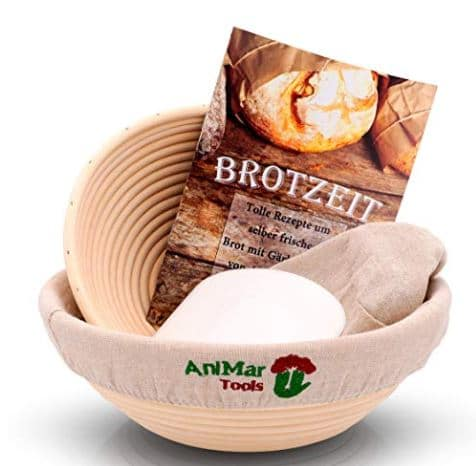 veganes brot backen
