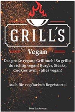 grill vegan burger