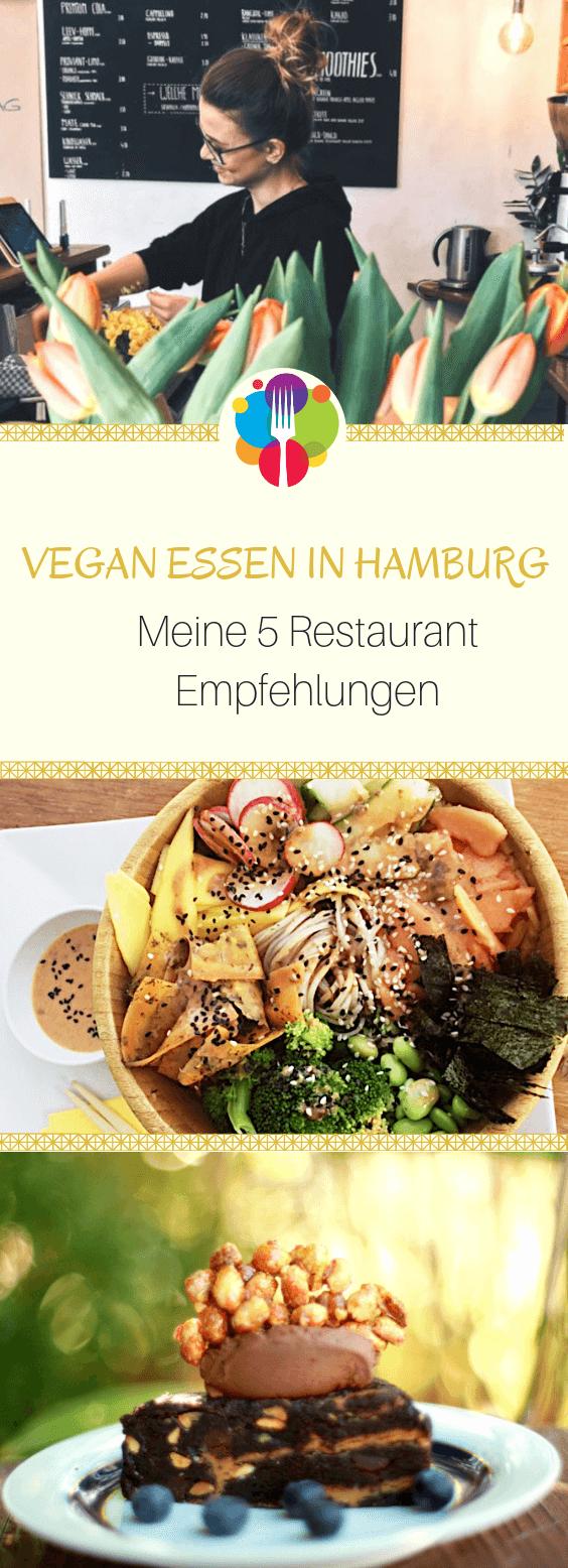 Vegan essen in Hamburg