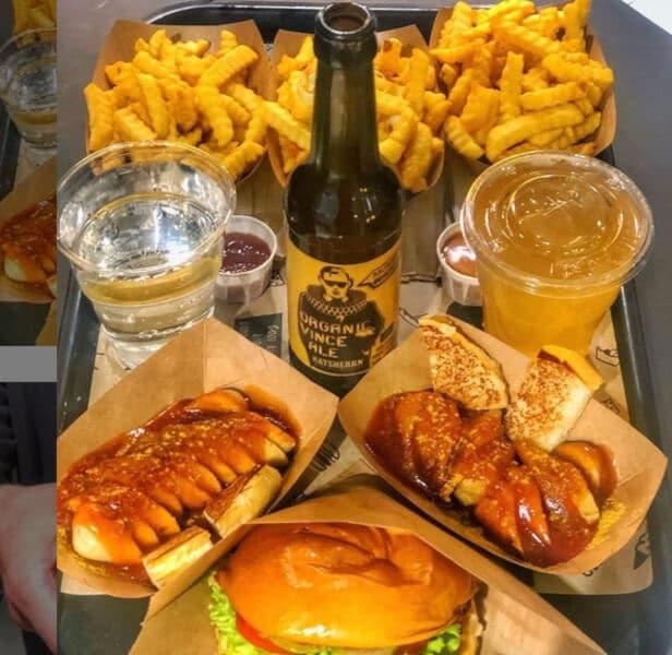 Vegane Burger Hamburg