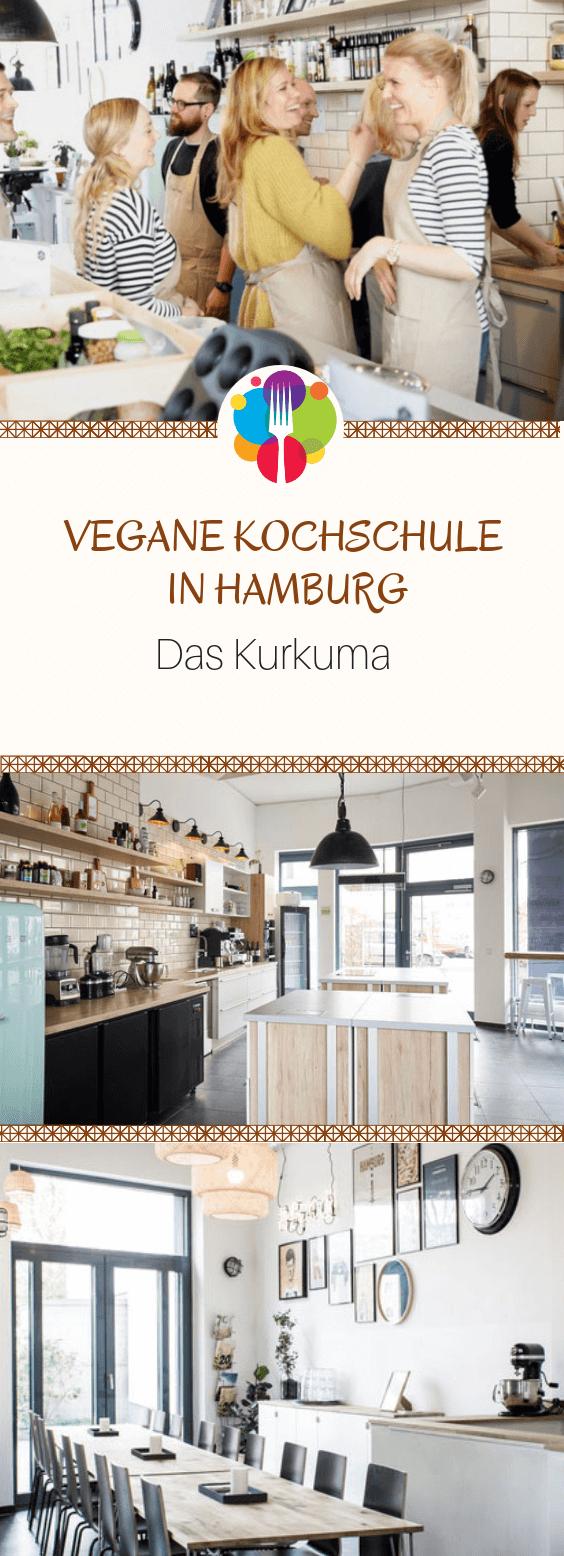 Vegane Kochschule in Hamburg