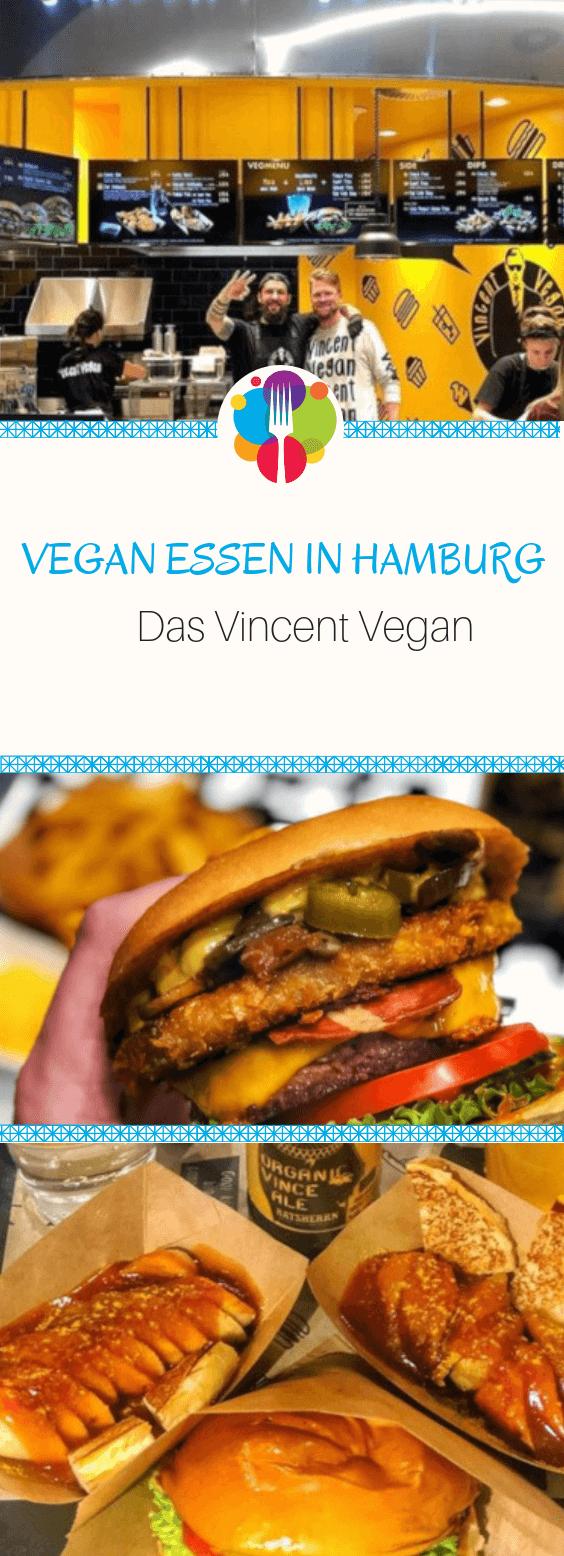 Veganes Restaurant in Hamburg