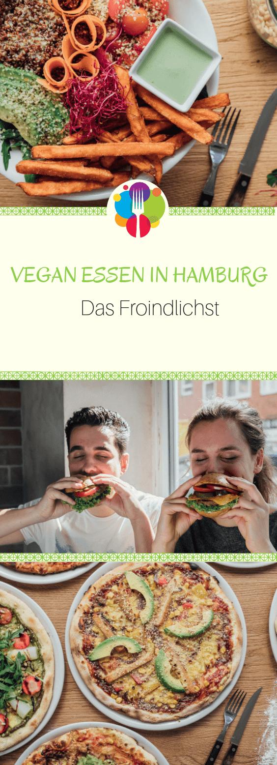 Vegan Restaurant in Hamburg