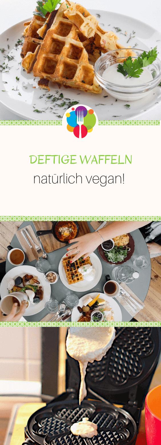 Waffelrezept vegan