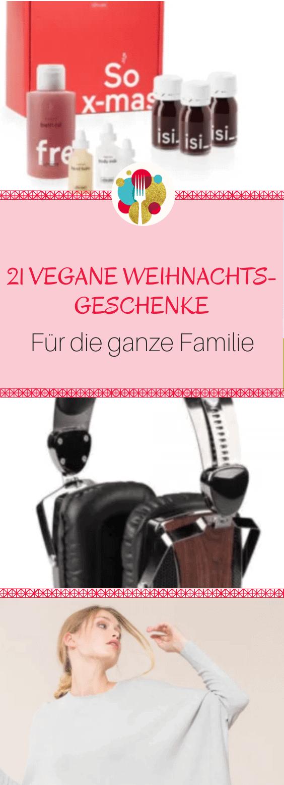 Vegane Weihnachtsgeschenke – 21 tolle Ideen für die ganze Familie I Entdeckt von Vegalife Rocks: www.vegaliferocks.de✨ I Vleischlos glücklich, fit & Gesund✨ I Follow me for more inspiration @vegaliferocks