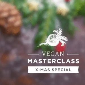 vegan masterclass