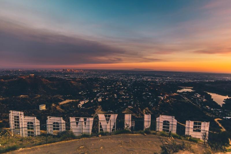 vegan leben in LA